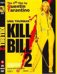étude sur kill bill 2