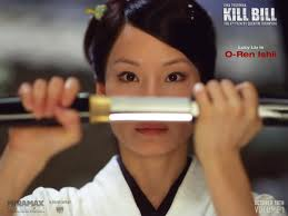 la séquence de kill bill 2 que l'on a étudier (le duel)